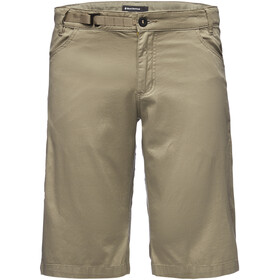 Black Diamond Credo Shorts Men dark cley